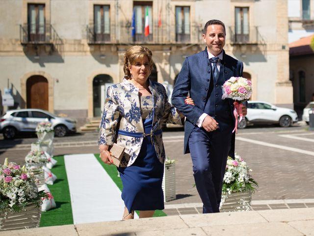 Il matrimonio di Sebastiano e Gabriella a Scordia, Catania 21