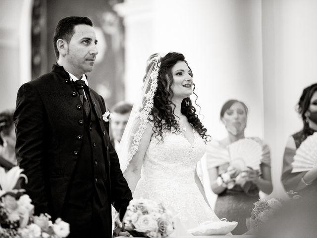 Il matrimonio di Sebastiano e Gabriella a Scordia, Catania 22