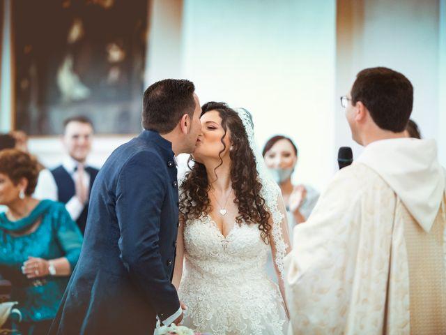 Il matrimonio di Sebastiano e Gabriella a Scordia, Catania 27