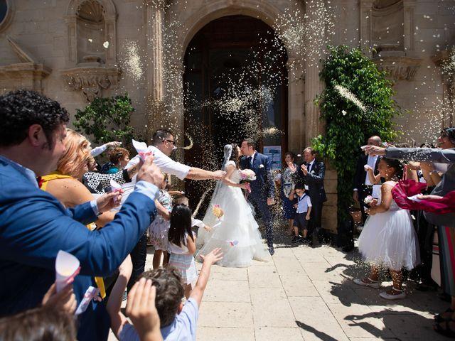 Il matrimonio di Sebastiano e Gabriella a Scordia, Catania 28
