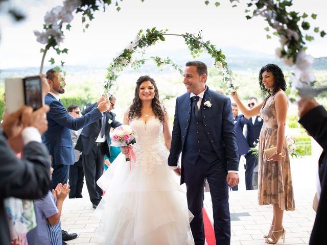 Il matrimonio di Sebastiano e Gabriella a Scordia, Catania 34