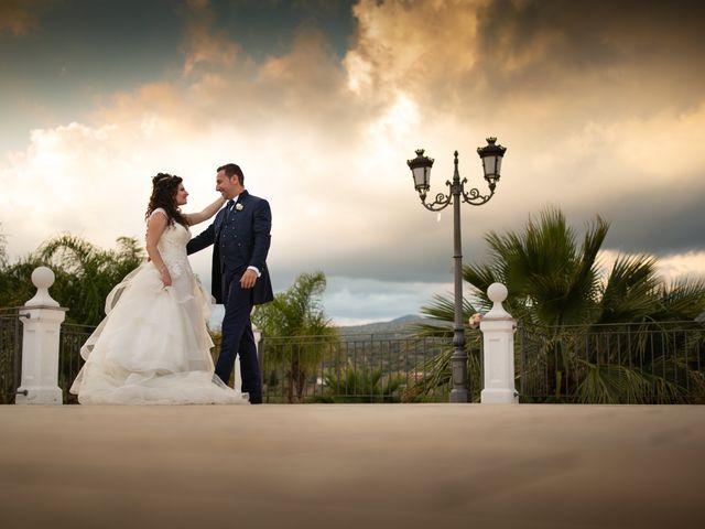 Il matrimonio di Sebastiano e Gabriella a Scordia, Catania 47