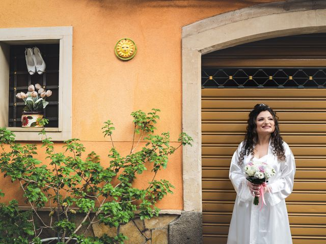 Il matrimonio di Sebastiano e Gabriella a Scordia, Catania 52