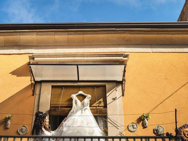 Il matrimonio di Sebastiano e Gabriella a Scordia, Catania 53