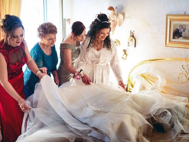 Il matrimonio di Sebastiano e Gabriella a Scordia, Catania 55