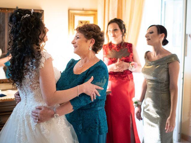 Il matrimonio di Sebastiano e Gabriella a Scordia, Catania 59