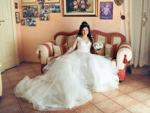 Il matrimonio di Sebastiano e Gabriella a Scordia, Catania 62