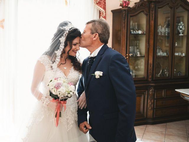 Il matrimonio di Sebastiano e Gabriella a Scordia, Catania 63