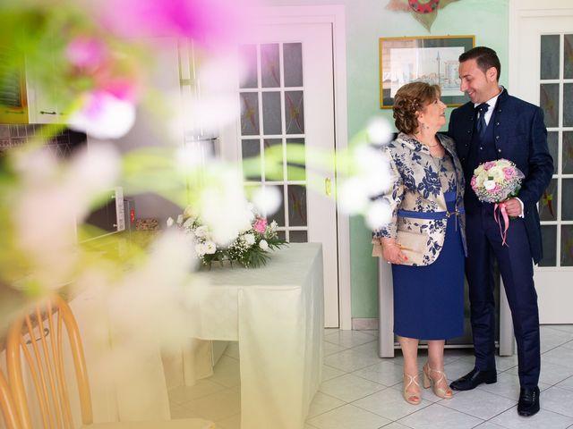 Il matrimonio di Sebastiano e Gabriella a Scordia, Catania 77