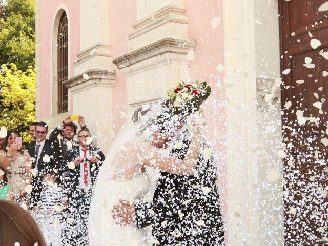 Il matrimonio di Oscar e Elisabetta a Istrana, Treviso 8