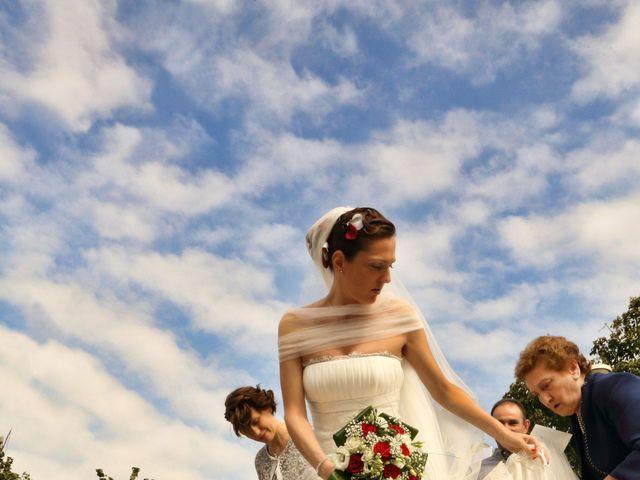 Il matrimonio di Oscar e Elisabetta a Istrana, Treviso 16