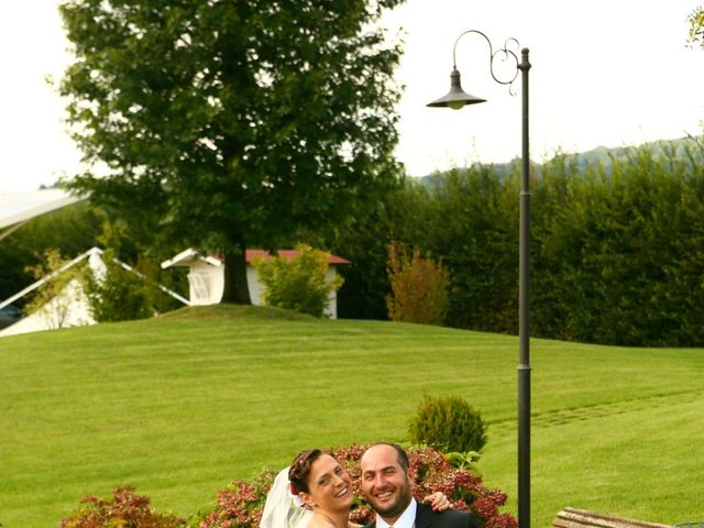 Il matrimonio di Oscar e Elisabetta a Istrana, Treviso 18