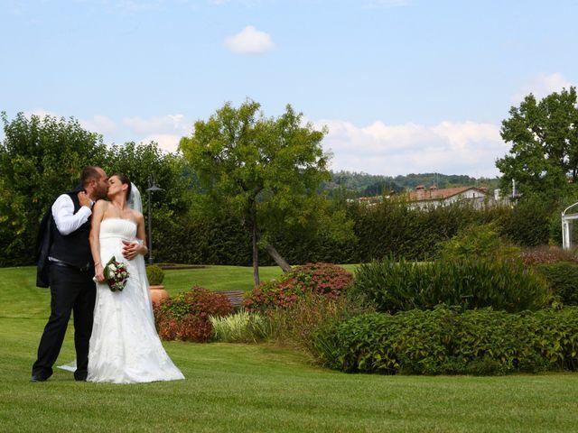 Il matrimonio di Oscar e Elisabetta a Istrana, Treviso 23