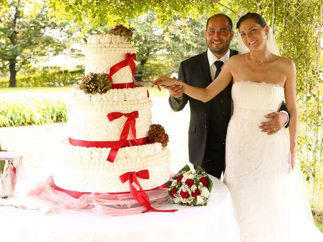 Il matrimonio di Oscar e Elisabetta a Istrana, Treviso 26