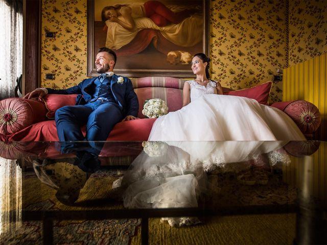 Le nozze di Roberta e Renè