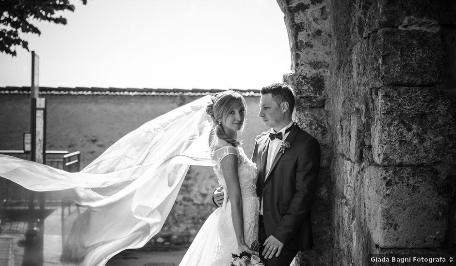 Il matrimonio di Francesco e Ilaria a Grosseto, Grosseto