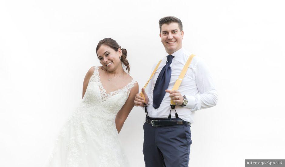 Il matrimonio di Luca e Francesca a Solaro, Milano