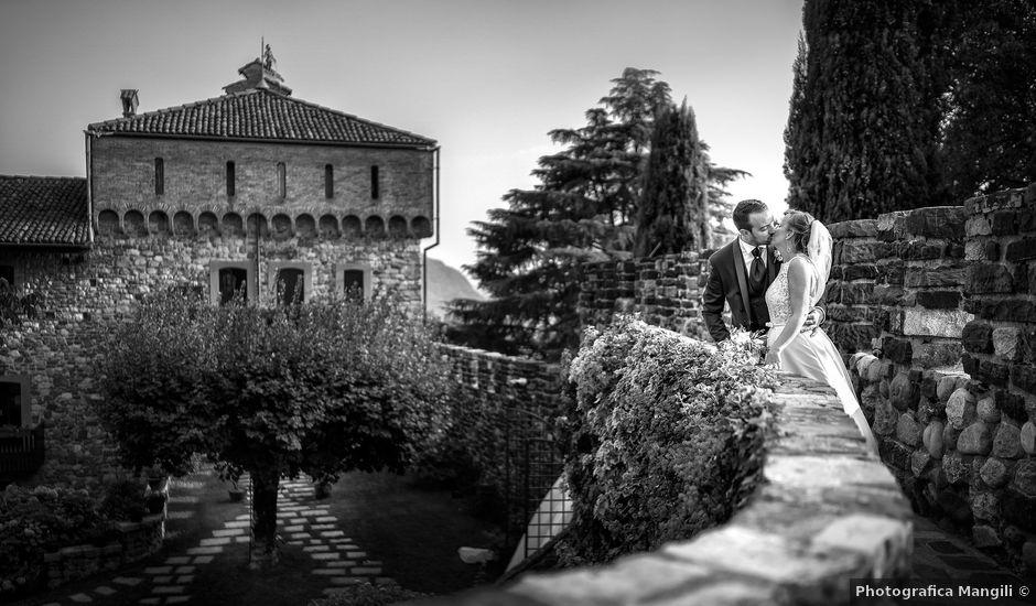 Il matrimonio di Yorick e Daniela a Calolziocorte, Lecco