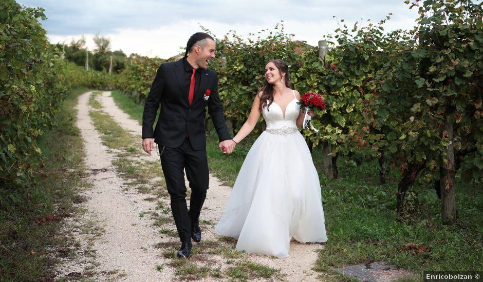 Il matrimonio di Gianluigi e Chiara a Alano di Piave, Belluno