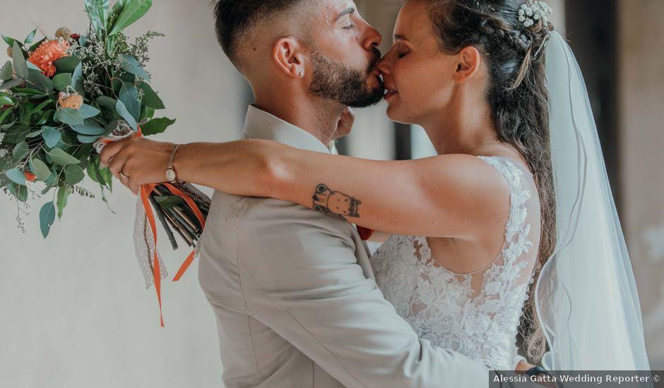 Il matrimonio di Gabriele e Martina a Novara, Novara