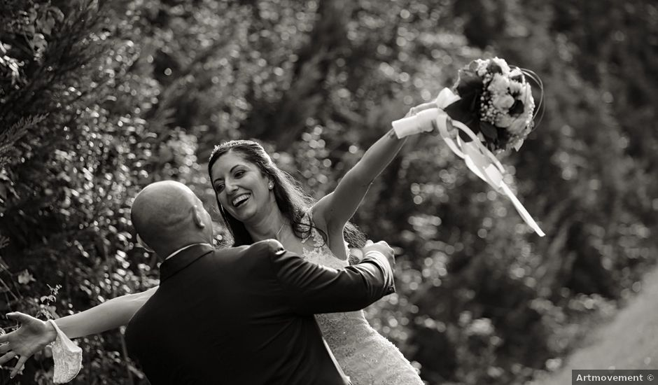 Il matrimonio di Katia e Daniele a Cassago Brianza, Lecco