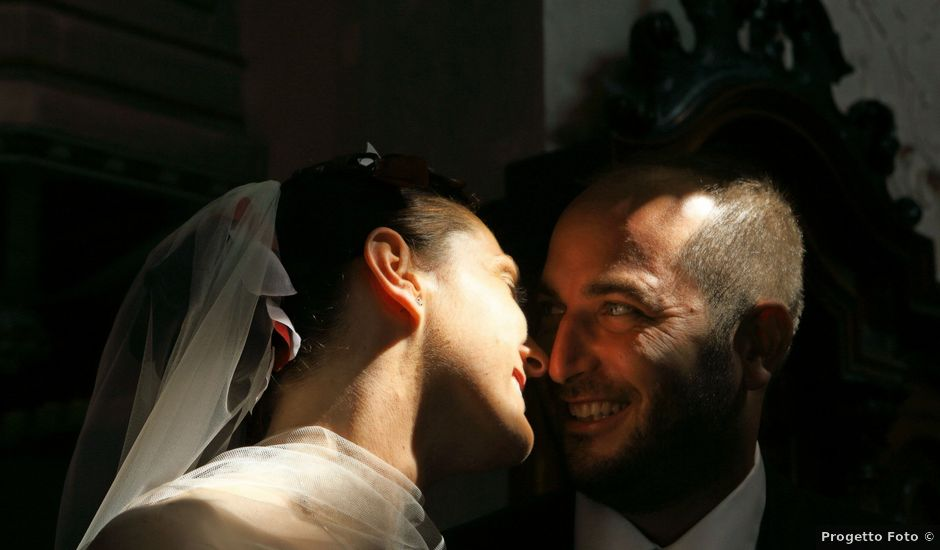 Il matrimonio di Oscar e Elisabetta a Istrana, Treviso
