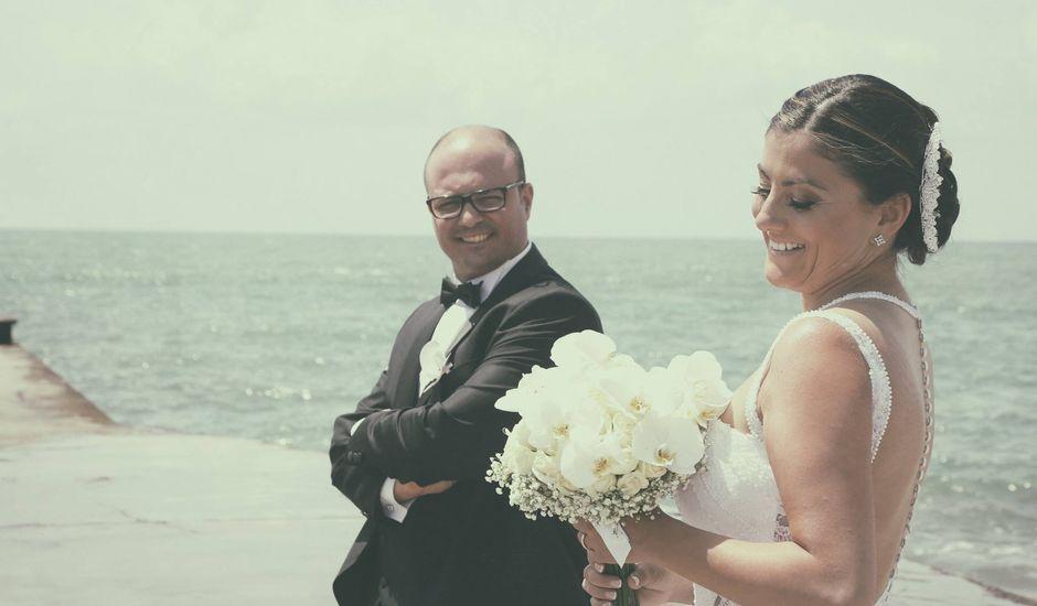 Il matrimonio di Antonio  e Stefania  a Napoli, Napoli
