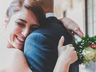 Le nozze di Federica e Mani 1