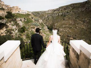 Le nozze di Angela e Manilo