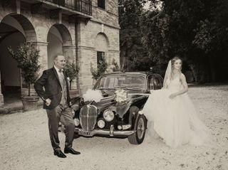 Le nozze di Alexandra e Paolo 1