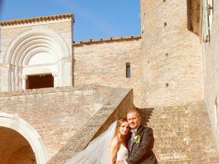 Le nozze di Alexandra e Paolo
