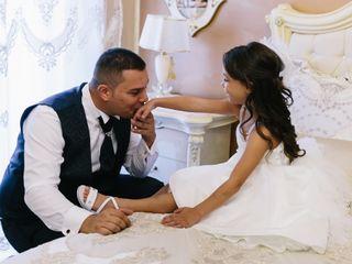 Le nozze di Eleonora e Lilo 1