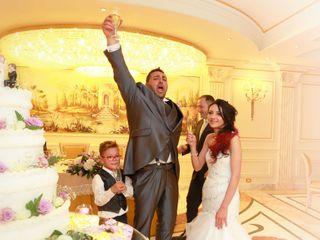 Le nozze di Ylenia e Davide