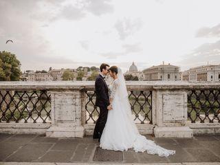 Le nozze di Maria Stella e Andrea