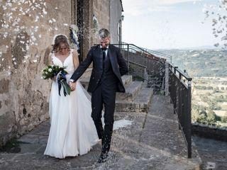 Le nozze di Massimo e Giulia