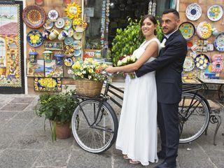 Le nozze di Monica e Guglielmo