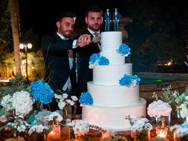Il matrimonio di Luca  e Gabriele  a Muro Leccese, Lecce 2