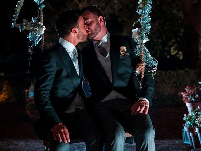 Il matrimonio di Luca  e Gabriele  a Muro Leccese, Lecce 3