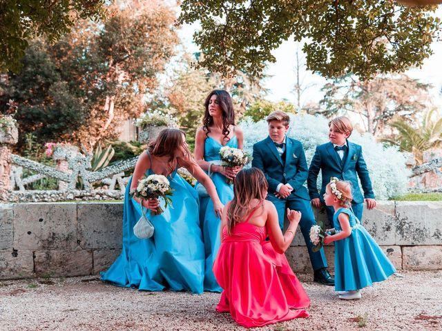 Il matrimonio di Luca  e Gabriele  a Muro Leccese, Lecce 10