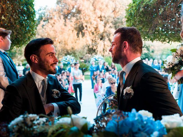Il matrimonio di Luca  e Gabriele  a Muro Leccese, Lecce 11