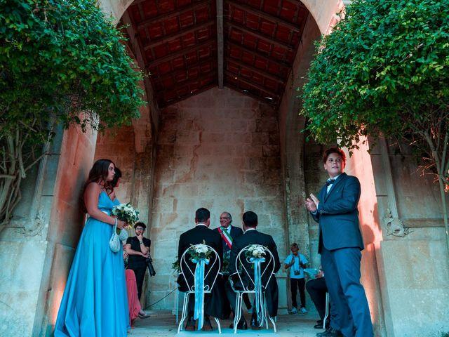 Il matrimonio di Luca  e Gabriele  a Muro Leccese, Lecce 12