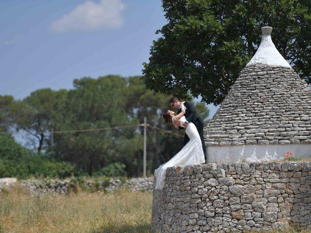 Le nozze di Antonella e Pasquale