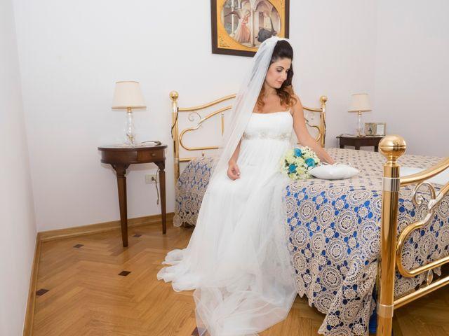 Il matrimonio di Antonio e Valentina a Morciano di Leuca, Lecce 9