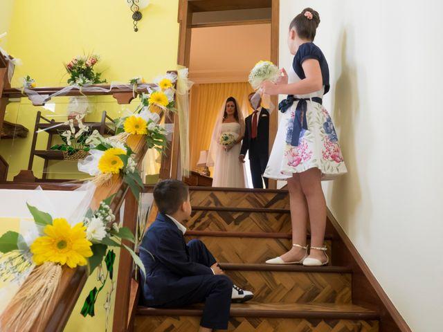 Il matrimonio di Antonio e Valentina a Morciano di Leuca, Lecce 12