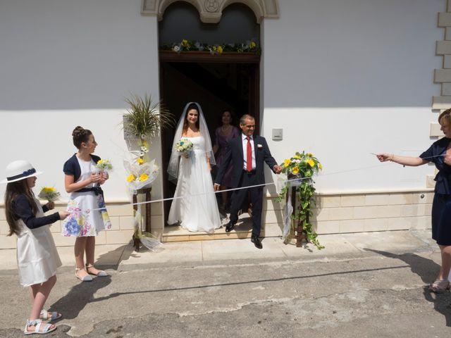 Il matrimonio di Antonio e Valentina a Morciano di Leuca, Lecce 13