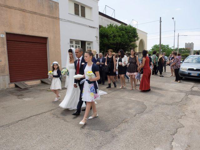 Il matrimonio di Antonio e Valentina a Morciano di Leuca, Lecce 14