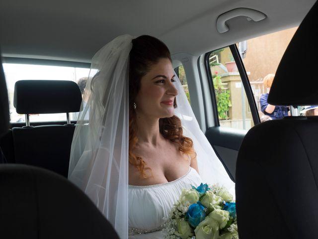 Il matrimonio di Antonio e Valentina a Morciano di Leuca, Lecce 15