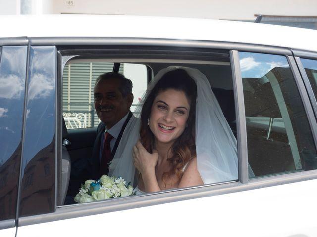 Il matrimonio di Antonio e Valentina a Morciano di Leuca, Lecce 16