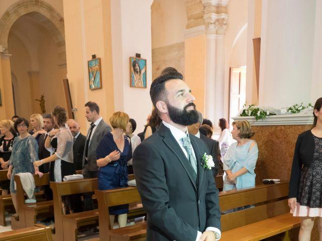 Il matrimonio di Antonio e Valentina a Morciano di Leuca, Lecce 18