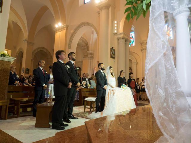 Il matrimonio di Antonio e Valentina a Morciano di Leuca, Lecce 19